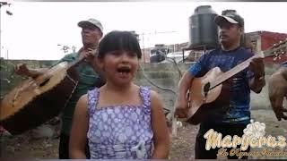 María José de 8 años cantando 😍 | MaryCruz La Reyna de Zamora