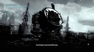 Batman Arkham Knight-Nightwing DLC(GCPD Lockdown)[Part 3]