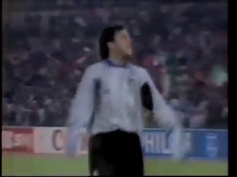 Chamada Rede Manchete - Final da Copa do Mundo de 1990