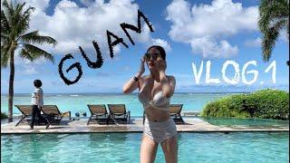 [ENG] GUAM #VLOG1.괌여행(두짓타니,비치,…