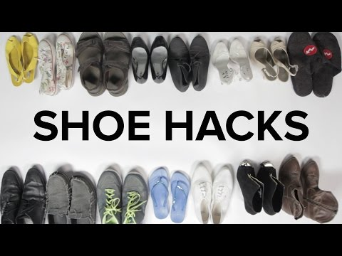7 Shoe Hacks That Will Change Your Life
