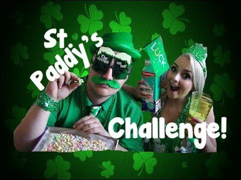 *VOMIT ALERT* Original St Paddy