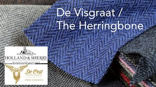 Suit Fabrics: The Herringbone - De Visgraat