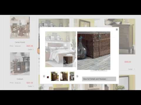 Furniture Template Joomla - Virtuemart Templates Cmsmart