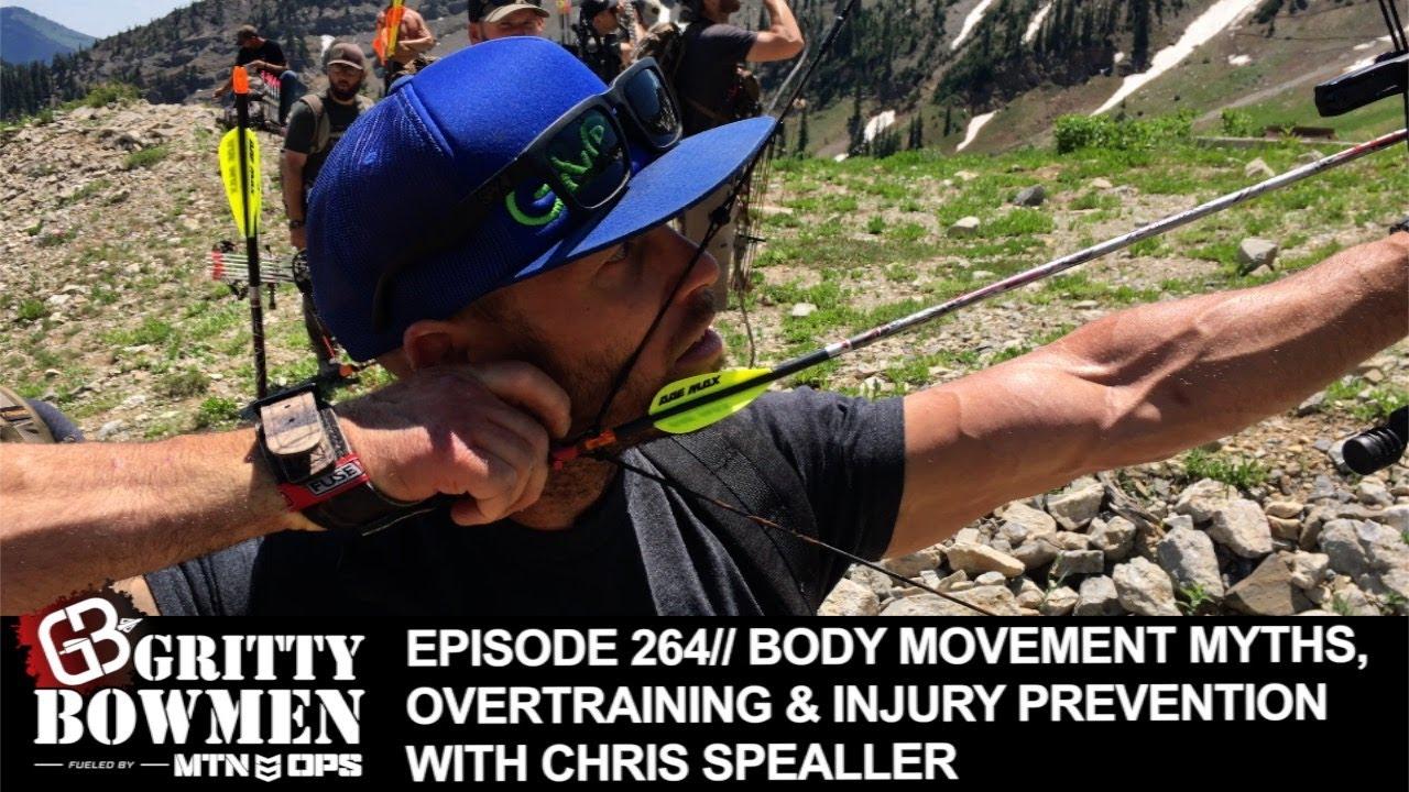 EPISODE 264: Body Movement Myths, Overtraining & Injury ...