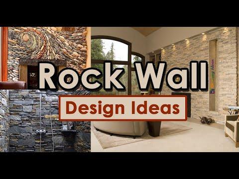Most Popular Rock Wall Design Ideas Blowing Ideas Youtube