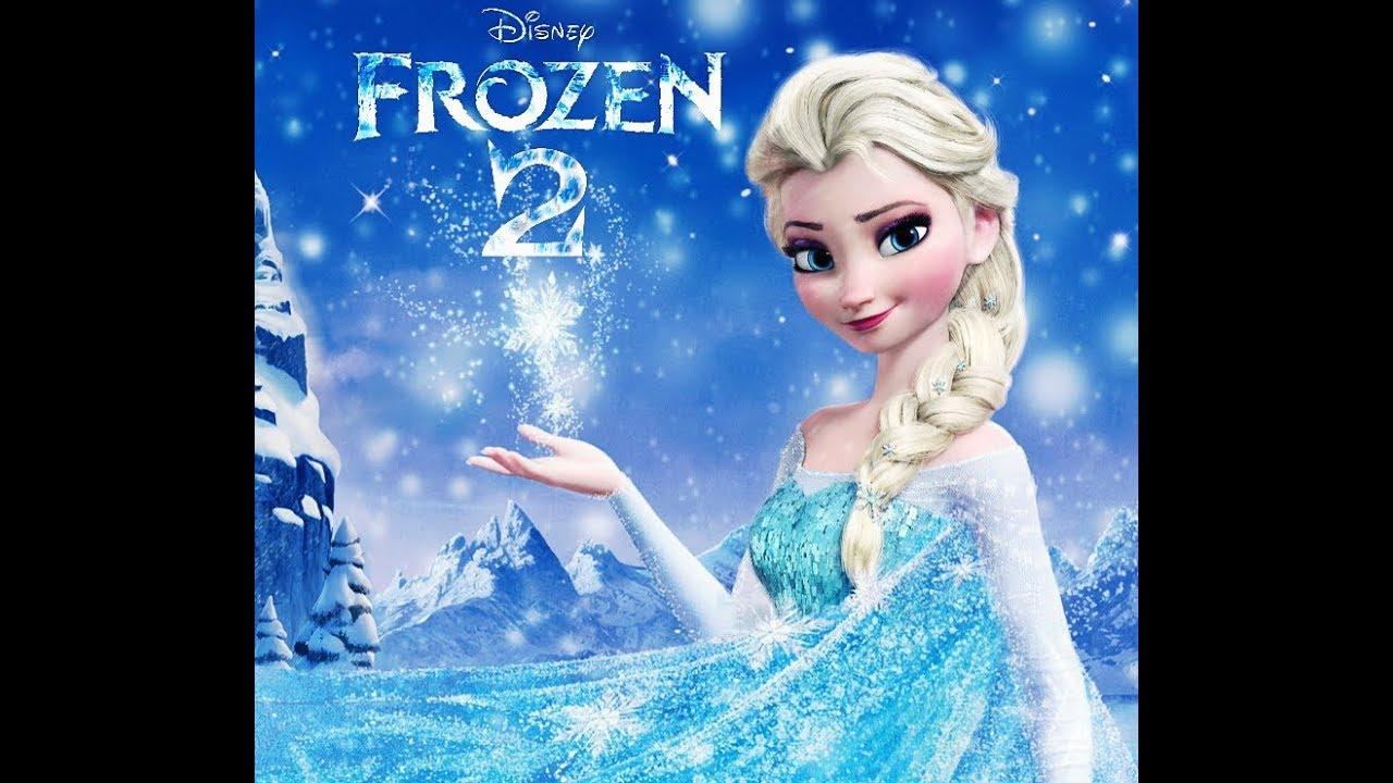 Disney FROZEN 2 2018 OFFICIAL TRAILER