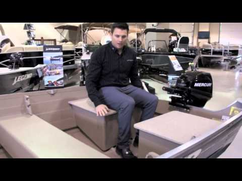 Utility Boat - 14 Foot WideBody Overview by Legend Boats