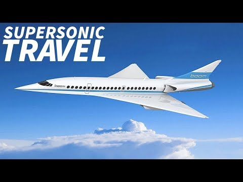 SUPERSONIC JET gets NEW INVESTOR from CHINA