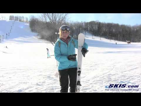 2013 Salomon Origins Lagoon Skis Review By Skis.com