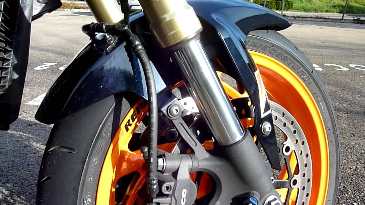 Honda CB 1000 R Repsol