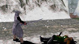 Bushido Blade 1 [PS1] - play as the Ninja from Slash Mode (freezes)