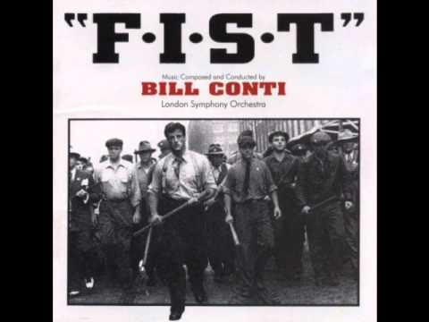 F. I .S .T  (1978) Complete soundtrack Composed By Bill Conti