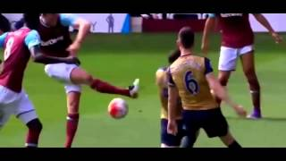 West Ham 3 -3 Arsenal |  Hat Trick Andrew Carroll