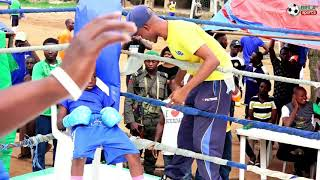 Unbelievable! 9 years old Nigerian Knoock-Out Specialist... Street Boxers- Episode 3