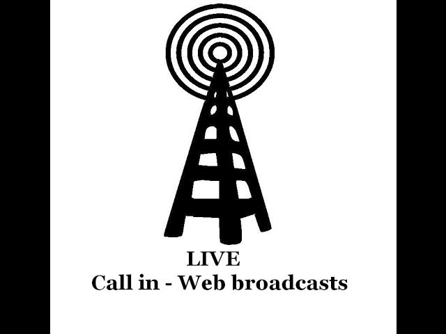 Moonshine call-in webcast. test episode