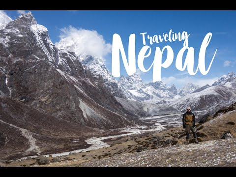 TRAVEL NEPAL [HD] // Everest Base Camp - Khumbu Icefall - Namche and much more!
