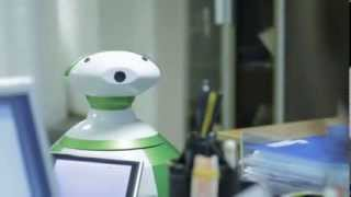 Роботы дают жару белым воротничкам