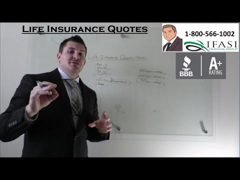 Life Insurance Cost - How to get Cheap Life Insurance Costs Explained