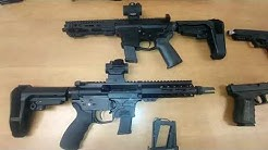 AR-9mm and AR-45 Build or Buy?