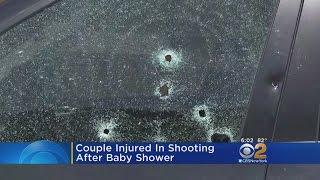 Queens Couple Injured In Shooting At Baby Shower