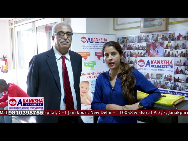 Dr. Richi Solanki has done her training at Akanksha IVF Centre