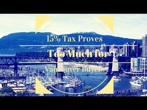Thuế nhà ở Vancouver khiến người Trung Quốc ào ạt mua nhà ở Seattle