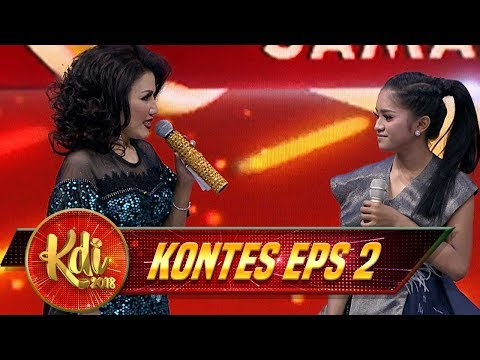 Masukan Bunda Rita Sugiarto Memang Paling Top Markotop - Kontes KDI Eps 2 (7/8)
