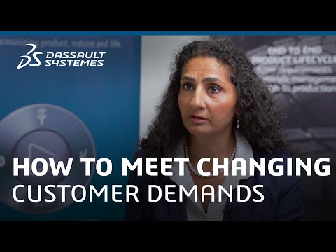 Learn from aviation how to build sustainable business models in asset management – Dassault Systèmes