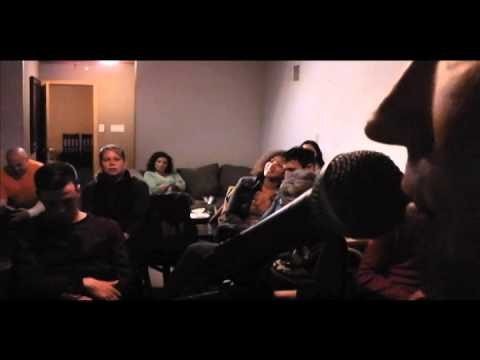 """Uncut Oakland Reading Scene from """"The Thrill Is Gone"""" (2014: documentary) dir. by Jeff M. Giordano"""