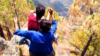 PAURI    Best Summer Destination of India    The Hidden Beauty