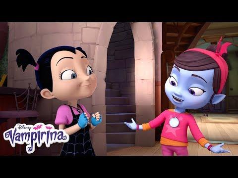 Look What I Can Do Now | Music Video | Vampirina | Disney Junior