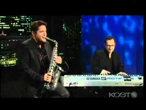 Dave Koz and Brian Simpson