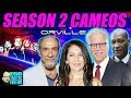 The Orville Season 2 Cameos - Ted Danson!?! | TALKING THE ORVILLE
