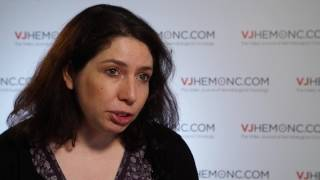 Why should elderly AML patients take part in clinical trials?