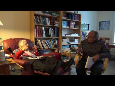 Sonia Landy Sheridan interviewed  by Willard Van De Bogart