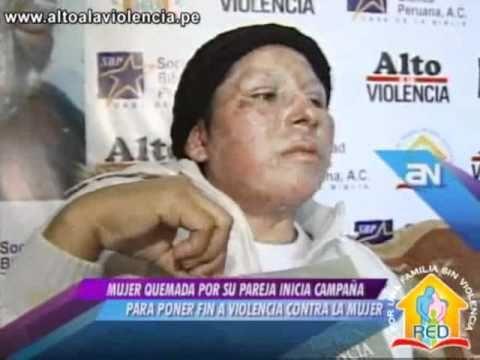 Campaña 'Alto a la Violencia' en América Noticias - Edición Central