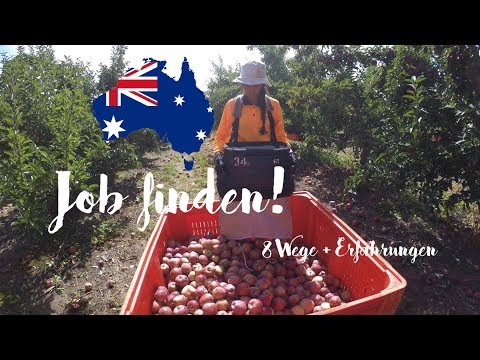 SO FINDEST DU GARANTIERT EINEN JOB In Australien ∙ Work And Travel