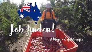 SO FINDEST DU GARANTIERT EINEN JOB in Australien