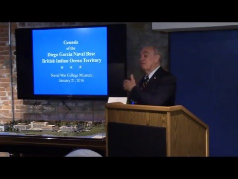 8 Bells Lecture | Dan Urish: The story of Diego Garcia