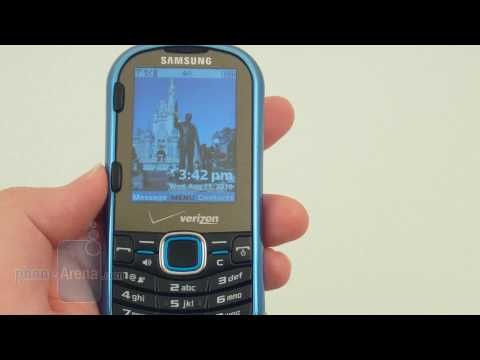 Samsung Intensity II Review