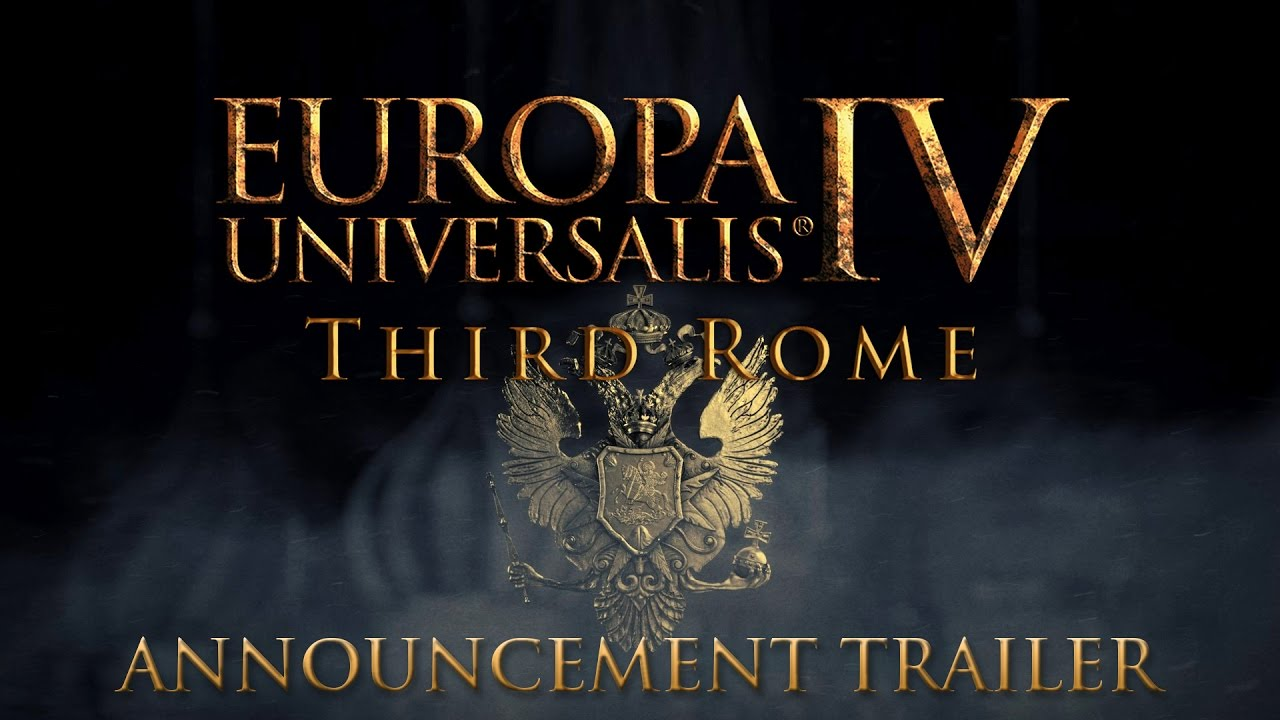 third rome About this content europa universalis iv: third rome is the first immersion pack for europa universalis iv, and builds on the incredible depth of the best-selling historical strategy game the pack focuses on building a deeper experience for russia and its cultural brothers, introducing new means to wield spiritual, political, and military control in the russian empire.