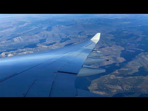 Iberia A340-600 review