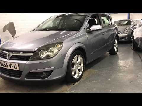Used Vauxhall Astra 1.4 SXi Review For Sale via in New Milton, Hampshire, Small Cars Specialists