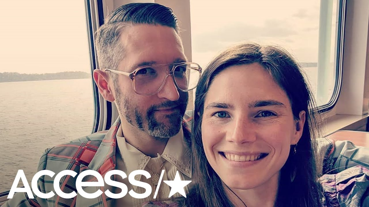Amanda Knox And Fiancé Asking For Donations To Make Wedding 'Best Party Ever'