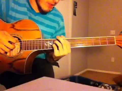 sleeping with sirens iris cover guitar chords