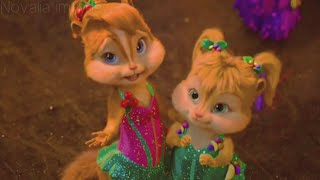 Gambar cover •`~;The Chipettes ft. Chipmunks - Work From Home;~`•
