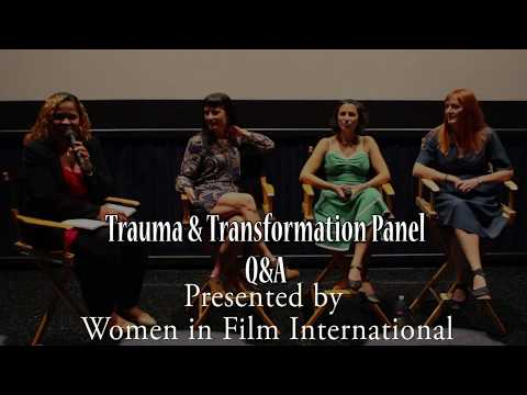 Awareness Film Festival panel: Trauma & Transformation