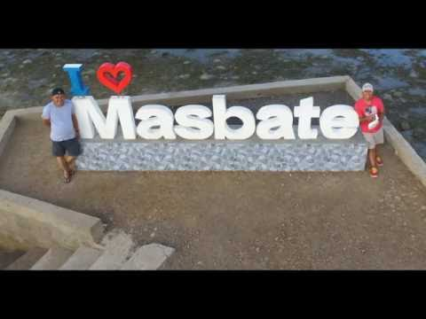 DJI PHANTOM 3 AERIAL SHOT OF MASBATE CITY, part one