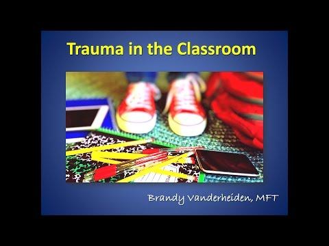 Trauma in the Classroom